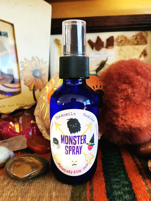 Monster Spray Aromatherapy Blend