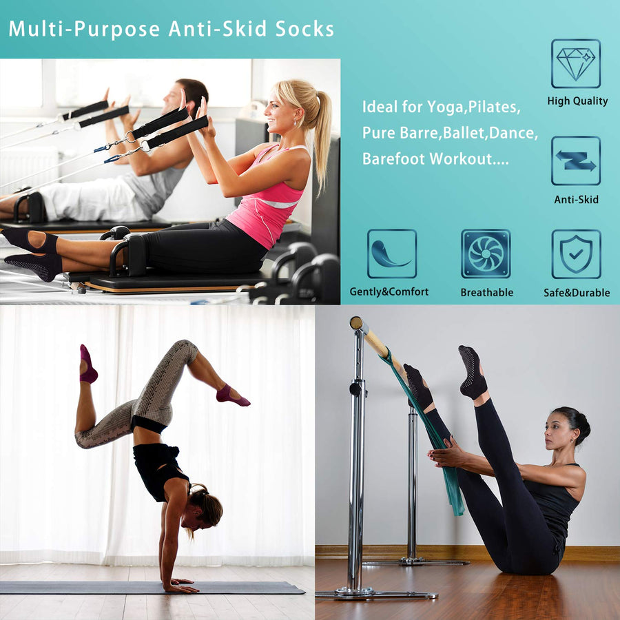 Cooque Yoga Socks