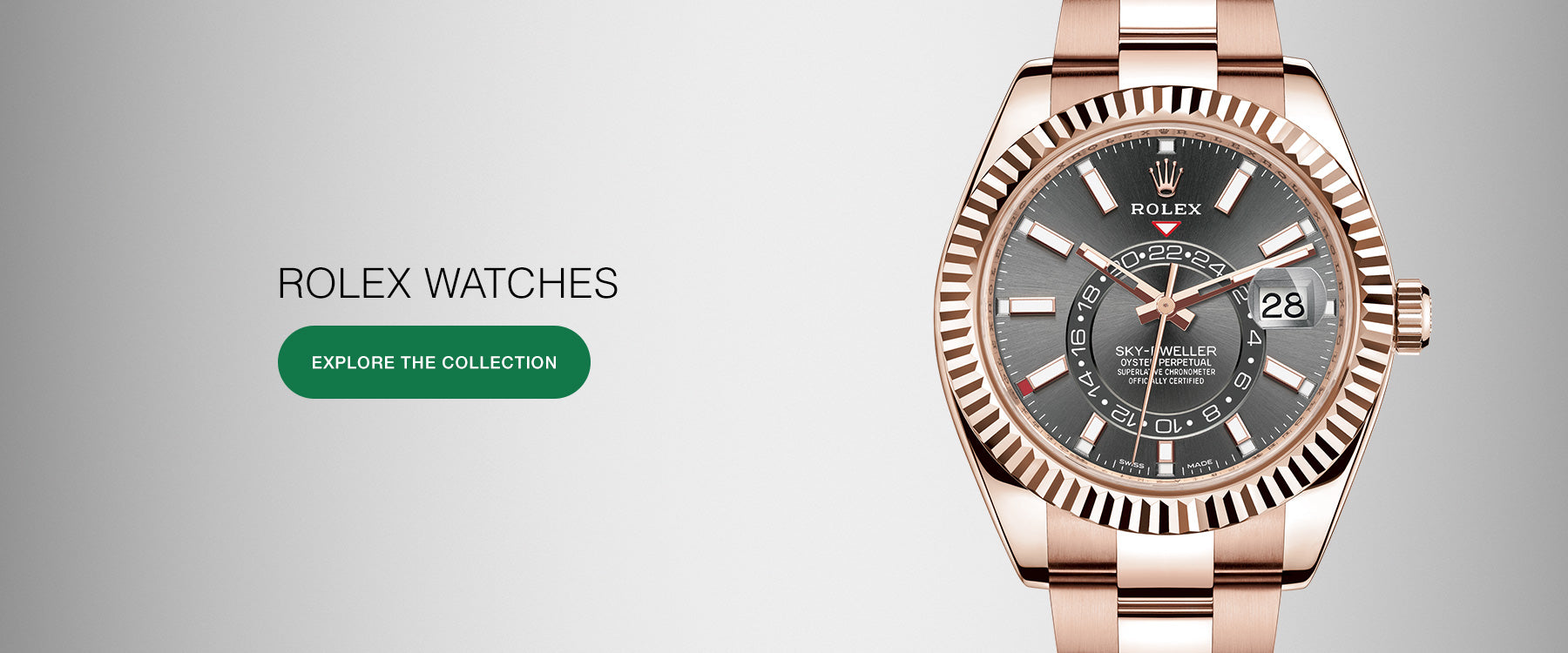 Rolex Watches at Deutsch Houston. Explore the collection.
