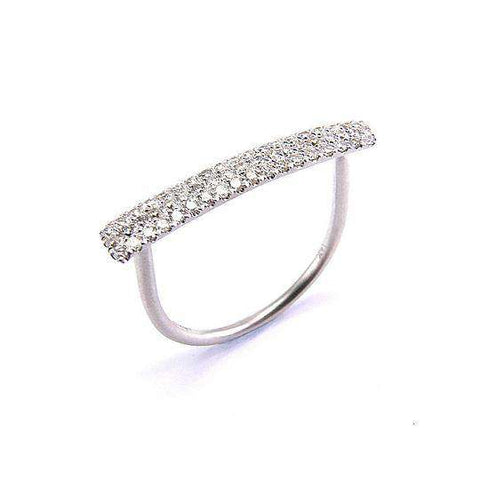 Meira T Bar Ring