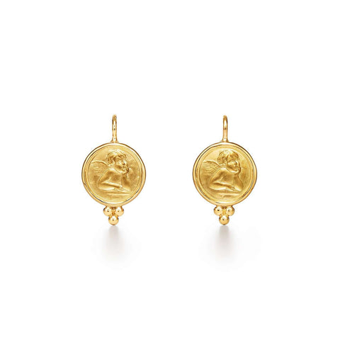 Temple St. Clair Angel Earring