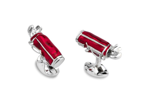 Deakin & Francis Golf Cufflinks