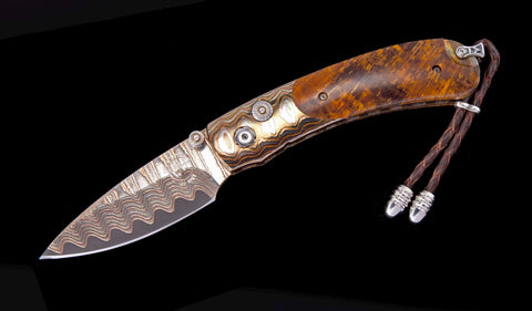 William Henry Copper Canyon Pocket Knife