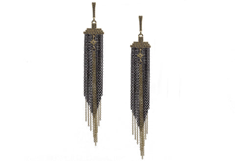 Armenta Chandelier Earrings