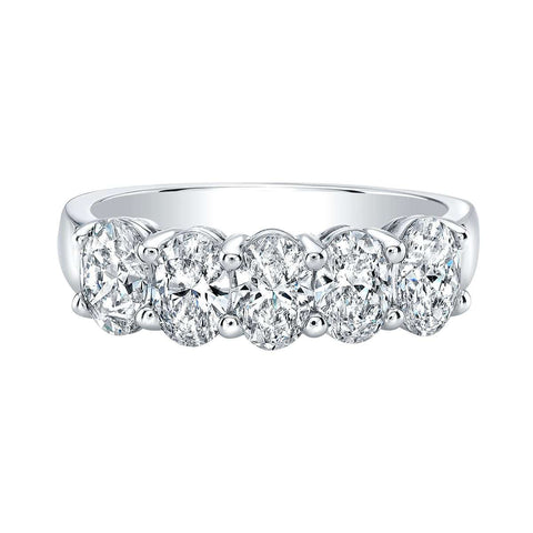 NORMAN SILVERMAN OVAL DIAMOND TOP