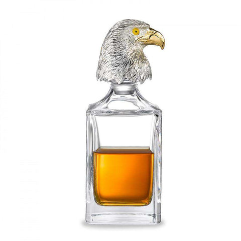 Deakin & Francis Eagle Crystal Decanter