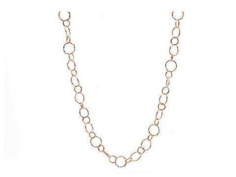 Armenta Sueno Rose Gold Necklace