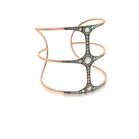 Norman Covan Rose Gold Bracelet