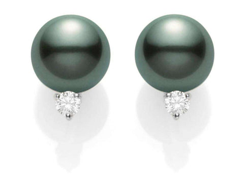 Mikimoto Stud Earrings