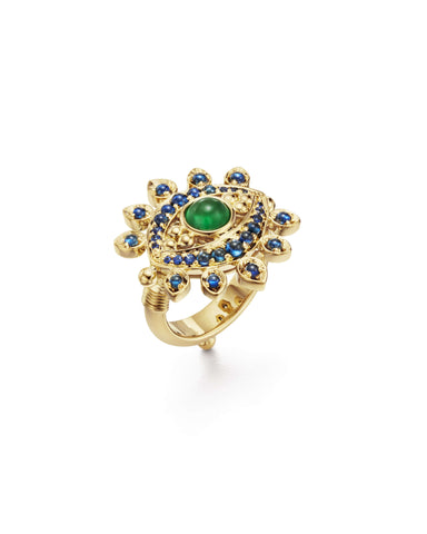 Temple St. Clair Evil Eye Ring