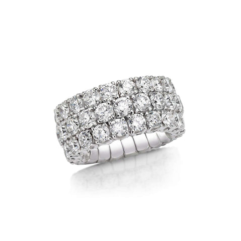 Picchiotti Radiant Diamond Ring