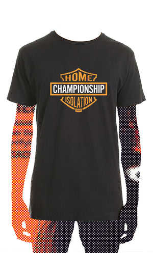 Home Isolation Champ Tee