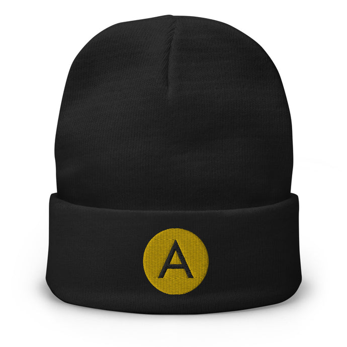 Audiogon Embroidered Beanie
