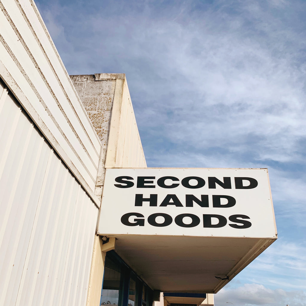 Second Hand Goods