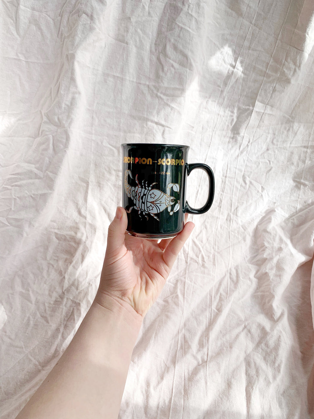 Scorpio Mug | Storytellers Workshop