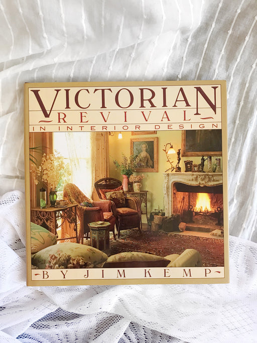 Victorian Revival - Interior Design - By Jim Kemp | Storytellers Workshop