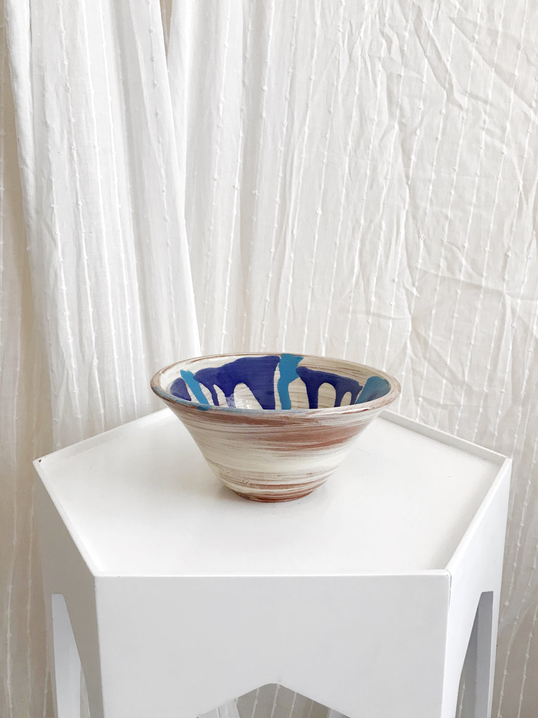 Handmade Pottery Bowl