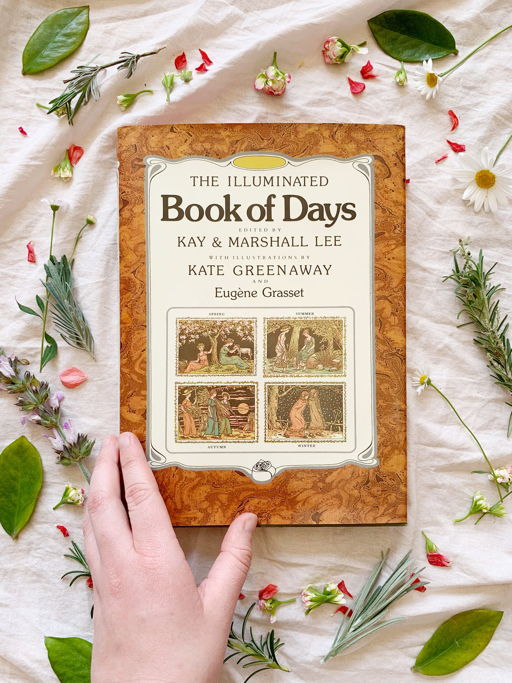 The Illuminated Book of Days by Kay and Marshall Lee | Storytellers Workshop