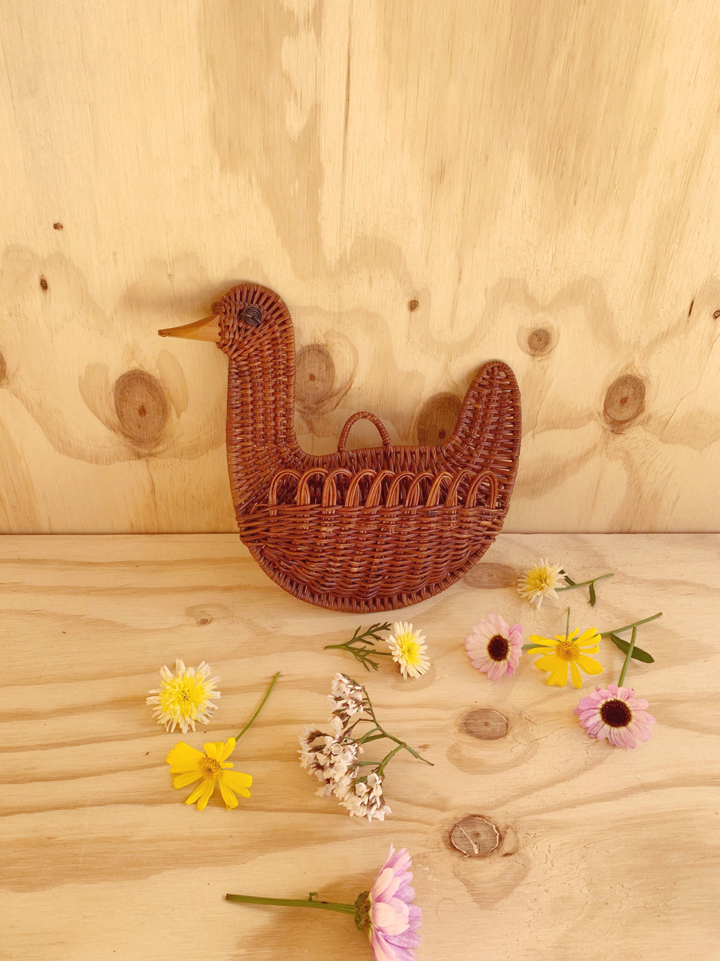 Cane Duck Letter Holder - Storytellers Workshop