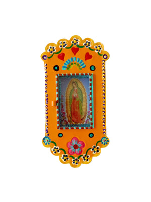 Our Lady of Guadalupe Nicho - Orange