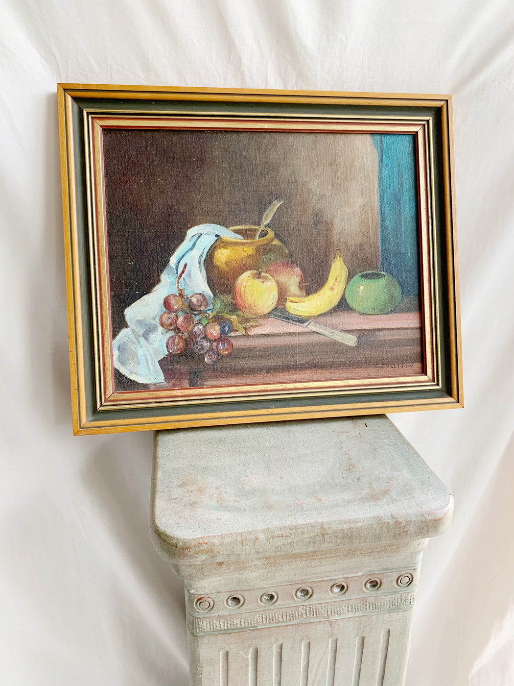 Original Fruit Still Life Painting