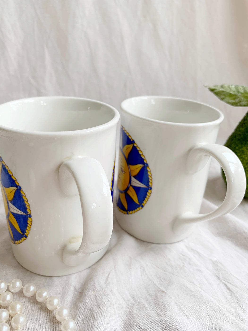 Pair of Sun Mugs | Storytellers Workshop