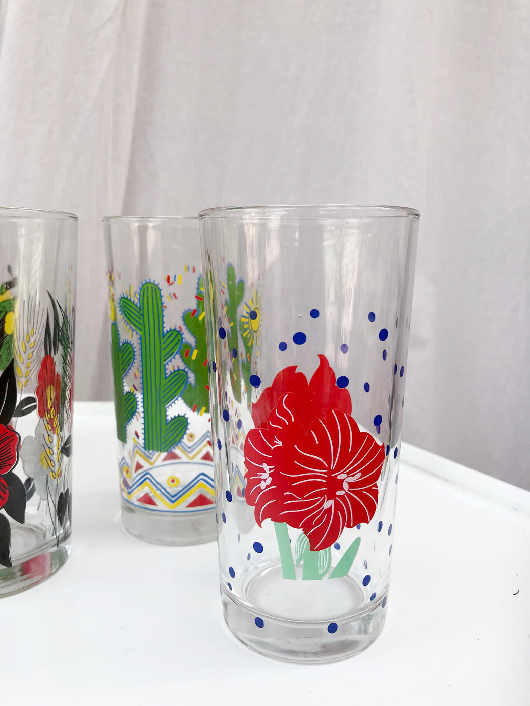 Mix and Match Set of Tumblers