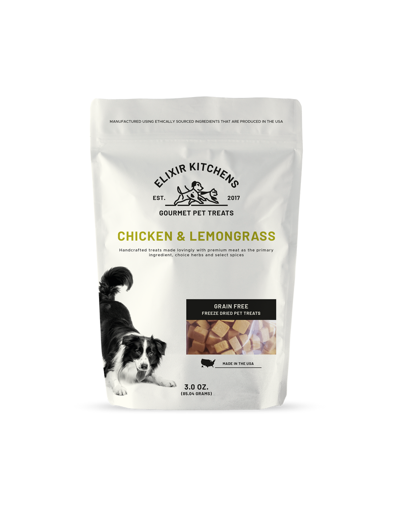 CHICKEN & LEMONGRASS