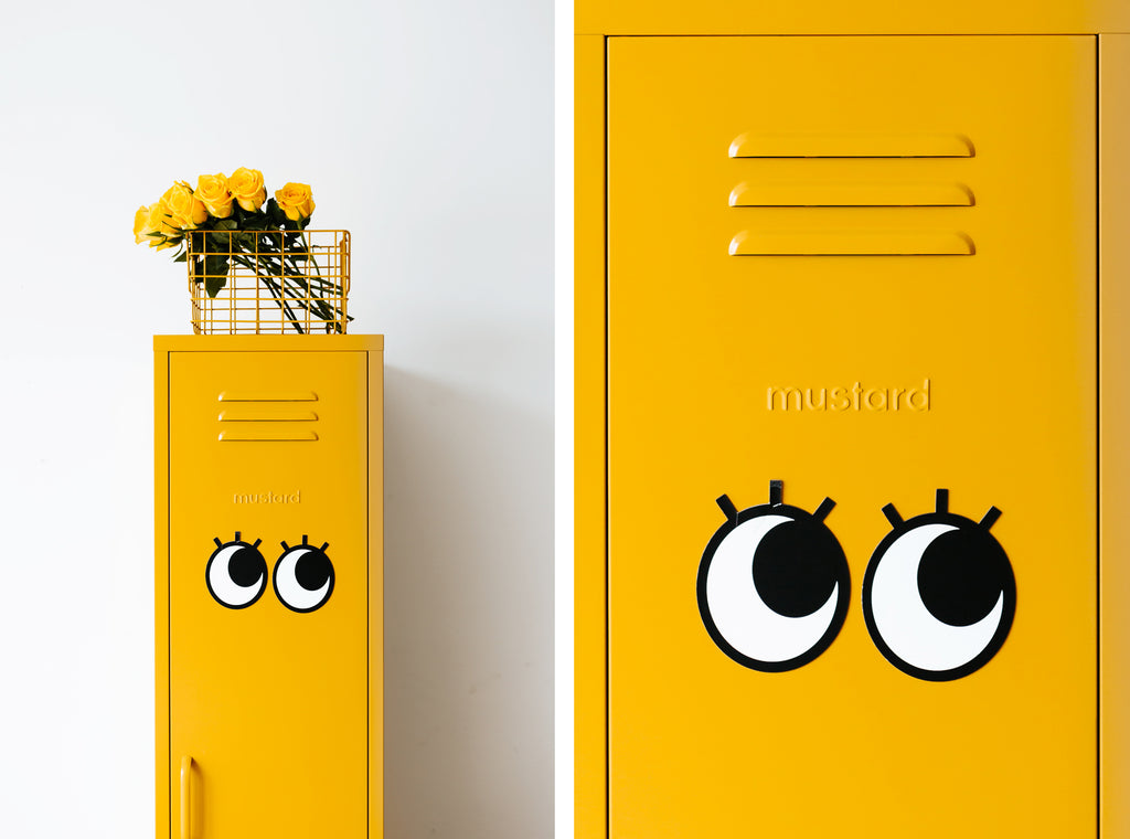 Skinny locker by Mustard Made