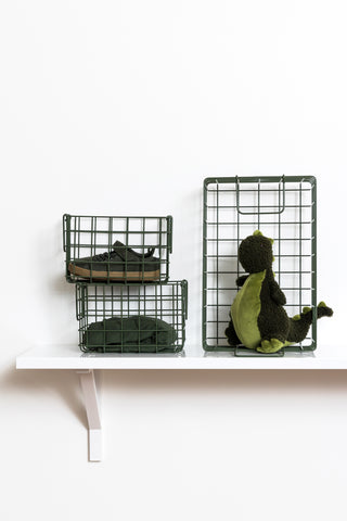 The Baskets in Olive