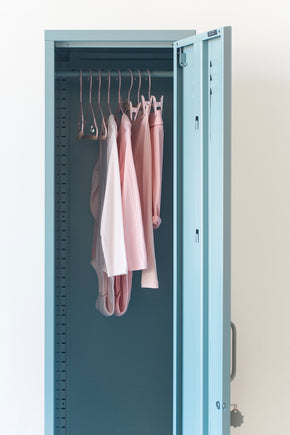 Kids Clip Hangers in Blush