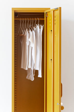 Kids Top Hangers in White