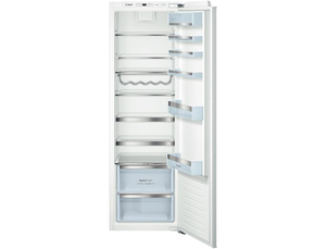 "Bosch (KIR81AF30G) 319 Litre Larder Fridge ""Fixed Hinge"""