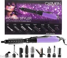 Carmen Hot Air Styler Set Violet