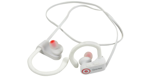 AV Link (100.557UK) White Intraaural In-ear Headphone