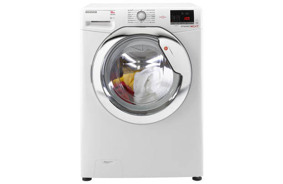 Hoover (DXOA610HCW) 10KG 1600 Spin Washing Machine