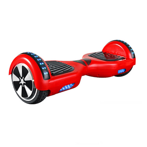 "Red 6.5"" Classic Segway Hoverboard"