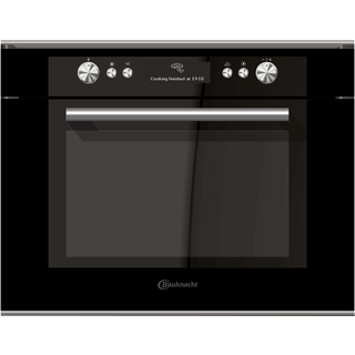 Blackline Built-in combi steamer with electronic timer ECTM 8145/SW