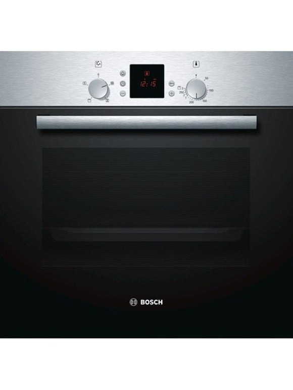 Bosch (HBN331E7B) 4 Function Electric Built-in Single Oven With Catalytic Liners - Stainless Steel