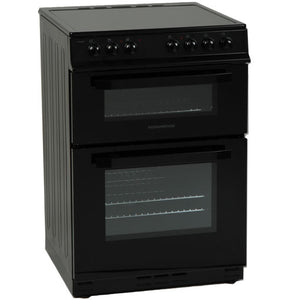 Nordmende (CTEC60BK) 60cm Freestanding Electric Cooker - Black