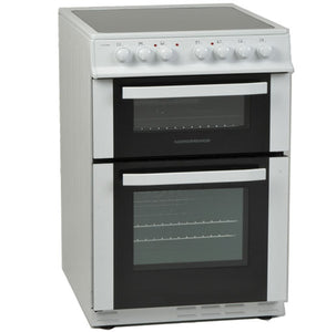 Nordmende (CTEC60WH) 60cm Freestanding Electric Cooker