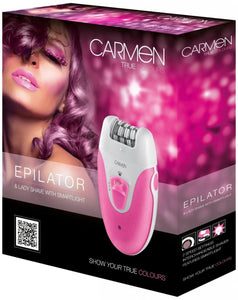 Carmen Pink Lady Shave