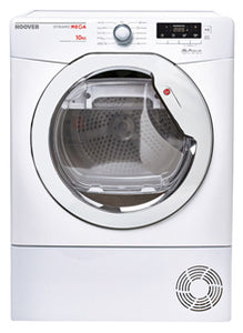 Hoover 10kg Condenser Tumble Dryer -  White (DMCD1013B)
