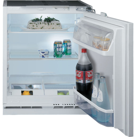 Hotpoint Aquarius (HLA1UK) Integrated Undercounter Fridge