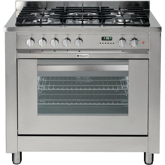 Hotpoint Ultima Cooker - Stainless Steel (EG900XS)