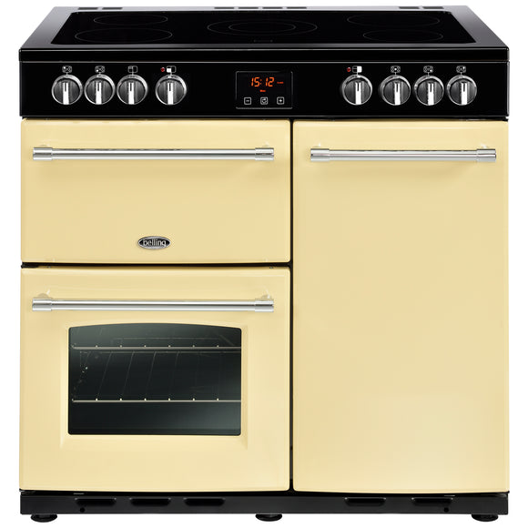 Belling 90cm Induction Farmhouse Range