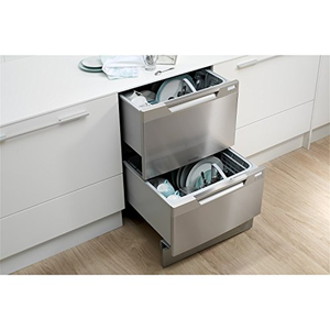 Fisher & Paykel (DD60DCHX7) Double Dish Drawer Integrated Dishwasher