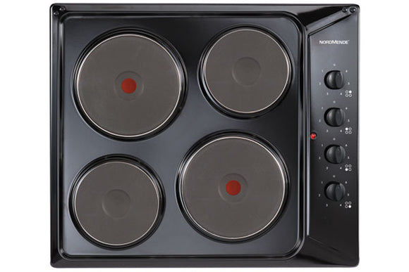 Nordmende (HE62BL) Solid Plate Hob