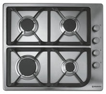 Hoover (HGL64SCX) 60cm Gas Hob - Stainless Steel