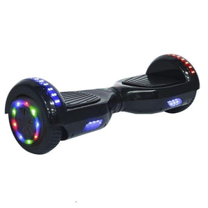 "New Black 6.5"" Led Wheel Segway Hoverboard"